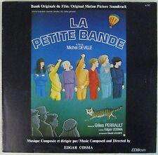 La petite bande 33 tours Deville Edgar Cosma1983