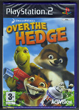 PS2 Over The Hedge (2006), UK Pal, Brand New & Sony Factory Sealed