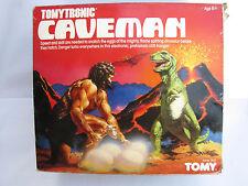 Vintage Tomy Tomytronic Videospiel Konsole Caveman 7613 NOS exzellenter Zustand