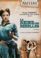 DVD : La reine des rebelles - WESTERN - NEUF