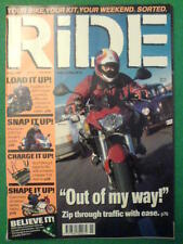 RIDE - OUT OF MY WAY - March 2001