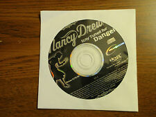 Nancy Drew #2 Stay Tuned for Danger PC - NEW DISC ONLY *** works on Win 7 - 64 !