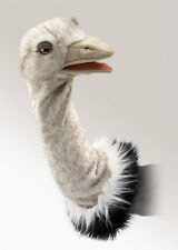 OSTRICH Stage Puppet # 2872 ~  Free Shipping in USA ~ Folkmanis Puppets