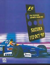 Suzuka F1 Program.  1997