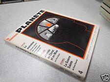 REVUE MAGAZINE le nouveau PLANETE N° 4 février 1969 *