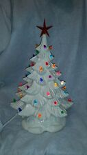 Vintage Ceramic Christmas Tree mold MADE New IN The USA.