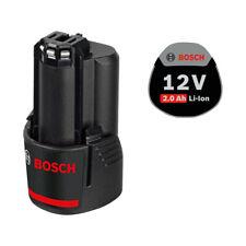 Batterie 10,8-12V 2,0 Ah Li-Ion - BOSCH GBA12V 2Ah