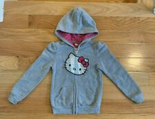 Hello Kitty Sanrio Hoodie Girl Size 5