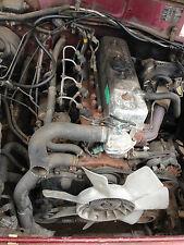 **BREAKING** Daihatsu Fourtrak 2.8TD Engine DL52 (1996)