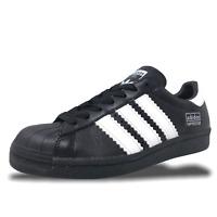 Adidas Superstar 80s Originals Mens Casual/Lifestyle Shoes Black/White BD7363