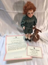 Wendy Lawton Velveteen Rabbit Doll Ltd Edition in Original Box 170/750