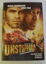 DVD UNSTOPPABLE - Denzel WASHINGTON / Chris PINE - Tony SCOTT