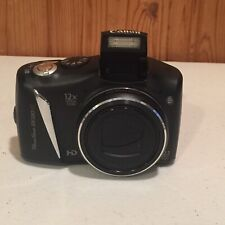 Canon PowerShot SX130 IS 12.1MP Digital Camera With Case. Tested.