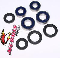 1987-2004 Yamaha 350 Warrior All Balls Front Wheel Bearings Seals (2) 25-1044