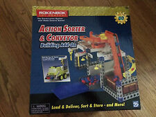 Rokenbok 04729 Action Sorter & Conveyor Building Add-on New in Box