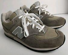 New Balance 574 Walking/Running Shoes Grey/Silver Men's size 7 M