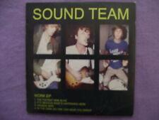 Sound Team - Work EP. Promo CD EP.