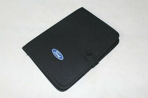 Original Ford Portefeuille de Bord - Servicemappe Avec Fermeture Snap 1450847
