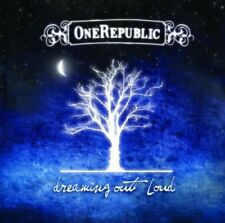 ONEREPUBLIC DREAMING OUT LOUD 2007 CD ALTERNATIVE ROCK POP ROCK NEW