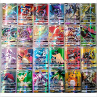 Pokemon Karten 10 Stück GX HOLO Sammlung RAINBOW⭐ !!Keine Doppelten Brandneu!!⭐