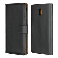 Leather Wallet Flip Case Cover for Samsung Galaxy J7 Star/Crown/Refine/V 2018