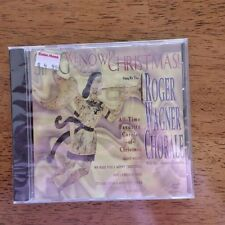 Roger Wagner Chorale Sing We Now Of Christmas New Sealed CD