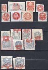 Great Britain Revenue Stamps General Lot