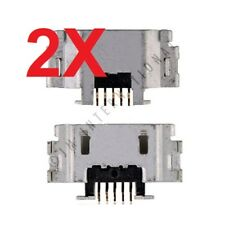 2X Sony Xperia Z3V D6708 Micro USB Charger Charging Port Dock Connector USA
