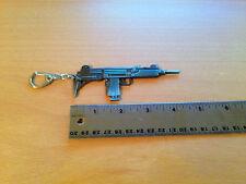 Uzi - Metal Keychain Gun Key Chains (KC8)