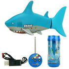 Mini Remote Control Shark Christmas Gift for   (Blue)