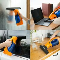 Vacuum Cleaner Squeegee Electric Wet Use and Dry Battery of Lithium without Lead