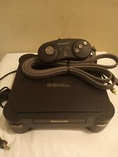 3DO REAL FZ-1 Console System Tested Panasonic JAPAN Game 37