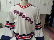 Old CCM New York Rangers Jersey