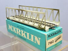 "VINTAGE MARKLIN  MODEL No.7136  3-RAIL  "" LATTICE GIRDER BRIDGE""    VN MIB"