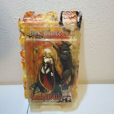 Chaos Diamond Select Lady Death & Wolf Dark Alliance Series II Action Figure