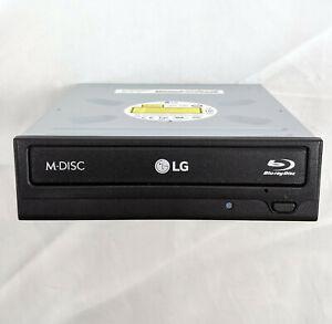 LG 12X Blu-ray/BD-ROM Internal SATA Reader, CD/DVD Re-Writer (UH12NS40)