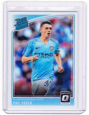 2018-19 DONRUSS SOCCER:PHIL FODEN,N0 179,RATED ROOKIE,MANCHESTER CITY.