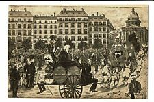 CPA-Carte postale-France-Caricature de l'Affaire Dreyfus - J'accuse   VM4492