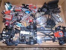 1:24th DIE CAST CAR Motor ,Windshield,steering wheels, dashboard  JUNKYARD