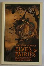 Little World Elves & Fairies Anthology of Verse Poetry Ida Rentoul Outhwaite PB
