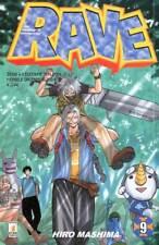 manga STAR COMICS RAVE  numero 9