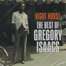 GREGORY ISAACS - NIGHT NURSE - THE BEST OF - NEW CD!!
