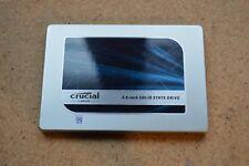 """Crucial SSD 500GB MX200 MLC SATA3 2.5"""" CT500MX200SSD1 Solid State Drive"""