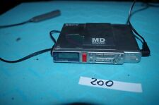 Sony MZ R37