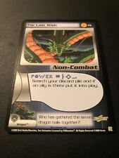 Dragon Ball Z CCG The Last Wish P6!! Frieza Saga Promo!!