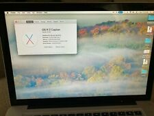 "Apple MacBook Pro 15"" Mid 2012 Laptop Intel I7 2.3ghz"