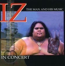 Israel Kamakawiwo'ole, Iz Kamakawiwo'Ole, Israel - Iz in Concert [New CD]