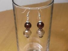 Swarovski Glass Costume Earrings