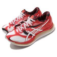 Asics glideride Токийский марафон классические красные белые женские кроссовки 1012A822-100
