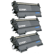 3PK Brother TN420 DCP-7060D DCP-7065DN HL-2130 HL-2132 HL-2220 HL-2230 HL-2240